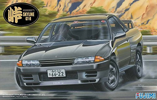 フジミ模型 1/24 峠シリーズNo.15 ニッサン R32 スカイラインGT-R