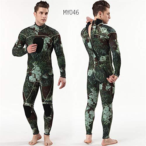 Amazon.com: Trajes de neopreno para hombre con diseño de ...