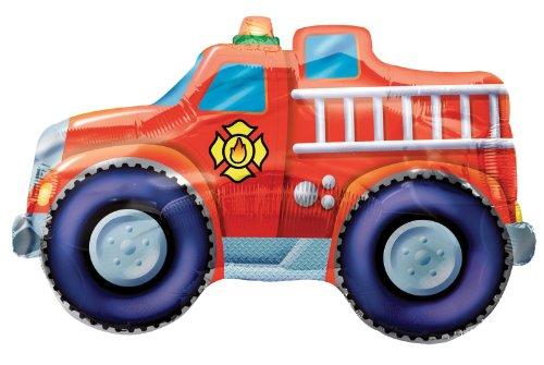 fire truck decorations - 2