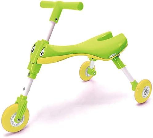 GAOJIN Bicicleta sin Pedales para Niños 1-3 Años Bicicleta Equilibrio Bebé Baby Balance Bike Primera Bici Triciclo Niño Primer Regalo De Cumpleaños: Amazon.es: Hogar