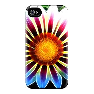 Excellent Design Electric Petals Cases Covers For Iphone 6
