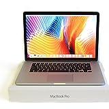 (Mid 2015) Apple MacBook Pro 15-Inch Retina Laptop Force Touch Quad i7 2.2GHz - 3.4GHz • 16GB DDR3 Ram • 1TB SSD • Intel Iris Pro 5200 • High Sierra • HDMI • USB 3.0