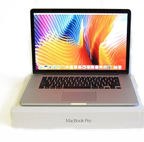 Apple MacBook Pro MJLQ2LL/A i7 15.4 IPS SSD Silver