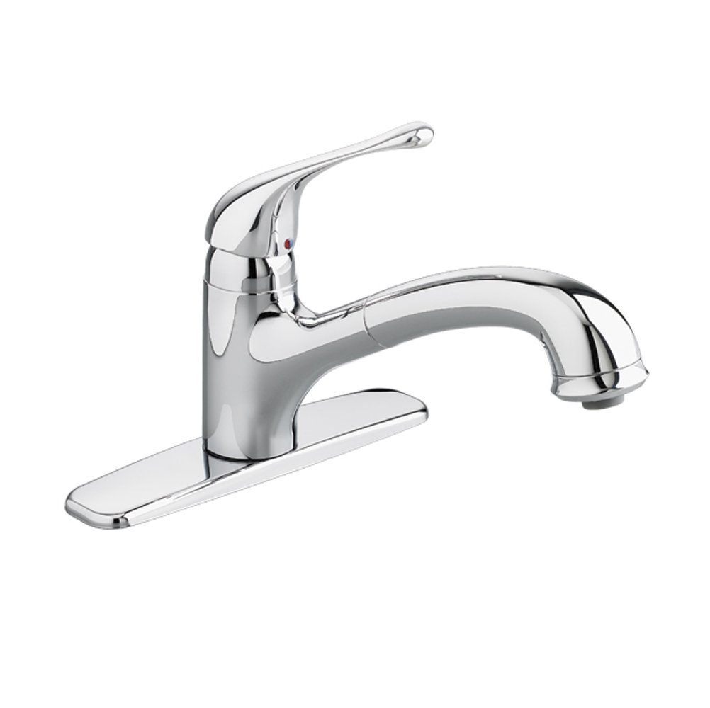 american standard 4175 100 075 colony soft pull out kitchen faucet