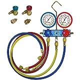 PartsChannel EQU010001 A/C System Pressure Gauge, 1 Pack