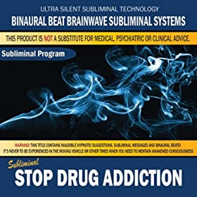 Amazon.com: Stop Drug Addiction: Binaural Beat Brainwave Subliminal ...