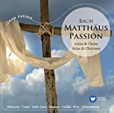 Wolfgang Gönnenwein: Matthäus-Passion:Arien & Chöre (Audio CD)