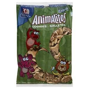 Amazon.com: Gamesa Animalitos Cookies 16 oz (Pack of 12)