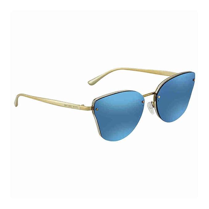 Michael Kors Sanibel 330325 58, Gafas de Sol para Mujer, Rosa (Nude Transparent