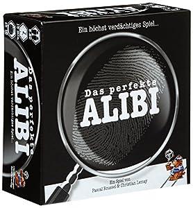 Heidelberger Spieleverlag HE173 - Das perfekte Alibi