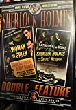 Sherlock Holmes Double Feature - The Woman in Green / Dressed to Kill