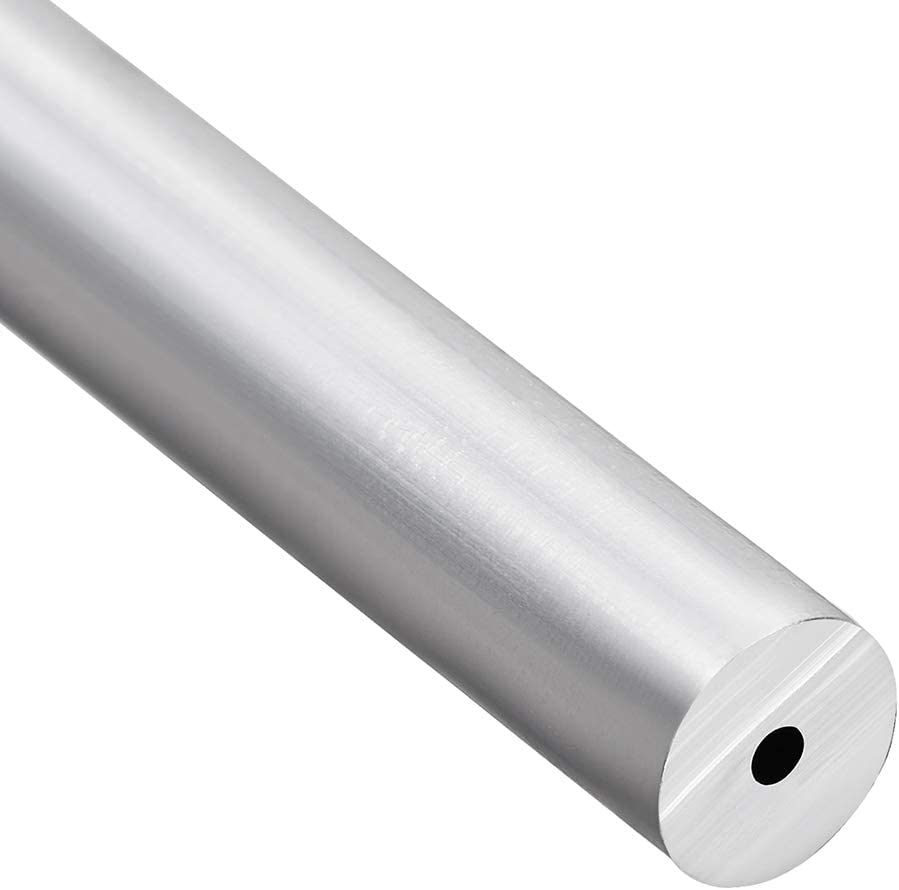 sourcing map 6063 Seamless Aluminum Round Straight Tubing Tube 1 Feet Length 0.195 Inches ID 0.273 Inches OD