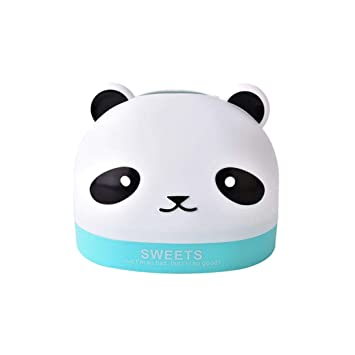Amazon.com: YJYdada Cute Panda Desktop Storage Pumping Paper ...