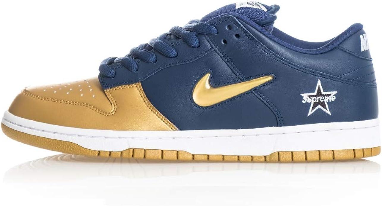 Nike Sb Dunk Low Og QS Supreme Mens