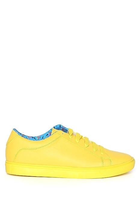 Lob 27 Amarillos Amarillo Para 5 Talla Hombre Footwear Tenis wluTPOikXZ