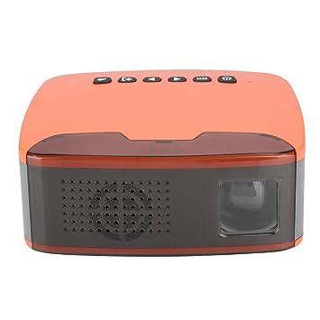 ASHATA Mini Proyector HD, 1080P Proyector Multimedia de Cine ...