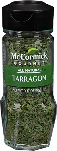 McCormick Gourmet Collection, Tarragon Leaves, 0.37-Ounce Unit