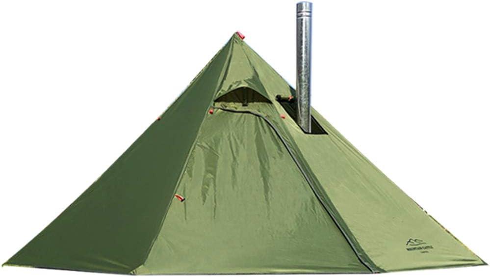Preself Teepee Tent With Stove Jack