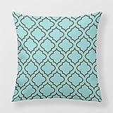 Lightinglife Decorative Throw Pillow For Sofa Decor Cotton Pillow Cover Living Room Modern Square Pillow 18 X 18