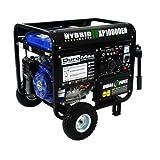 10000 watt portable generator - DuroMax 10000 Watt Hybrid Dual Fuel Portable Gas Propane Generator