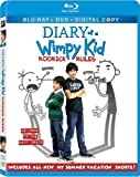 Diary of a Wimpy Kid: Rodrick Rules (Three-Disc Blu-ray/DVD Combo + Digital Copy)