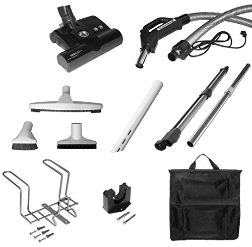 Deluxe Caddy Kit (Clean Obsessed Deluxe Central Vacuum Kit With 12