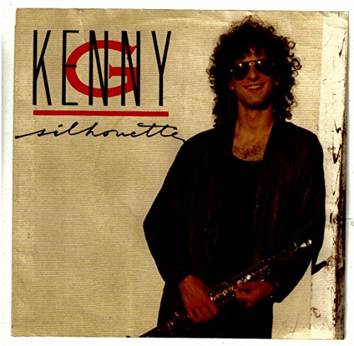 KENNY G / Silhouette / 45rpm record + picture sleeve