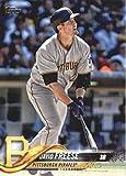 2018 Topps Baseball Series 2#631 David Freese Pittsburgh Pirates Official MLB Trading Card
