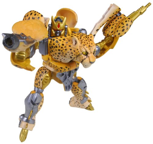 - Transformers Takara Japanese Beast Wars 10th Anniversary Cheetor