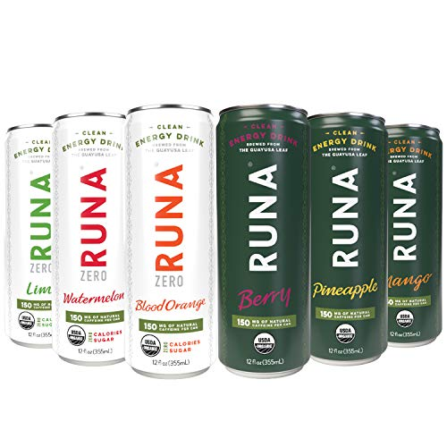 RUNA Caffeine Alternative Sustained Antioxidant