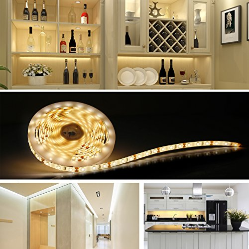 Lighting Basement Washroom Stairs: ALED LIGHT Led Strips Touch Rope Light Kit Tape Light