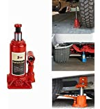 TST Traders 3 Ton Hydraulic Bottle shaped Jack for Ford Ecosport