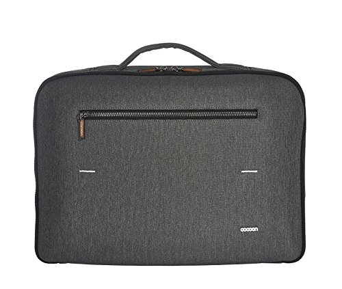 Cocoon Innovations Brief with Grid-It fits up to 15-Inch MacBook Pro (MCP3302GF)