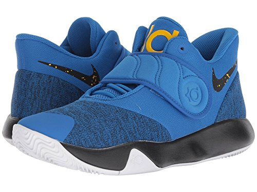 [NIKE(ナイキ)] メンズランニングシューズ?スニーカー?靴 KD Trey 5 VI Signal Blue/Black/White/Amarillo 15 (33.cm) D - Medium