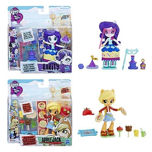 My Little Pony Equestria Girls Accessory Mini-Figures Wave 6 Set ()