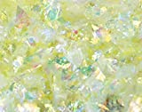 Meyer Imports Flitter Flakes - Buttercup - Iridescent - One Pound - 311-4339