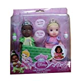 My First Disney Princess - Little Princess Tiana & Aurora