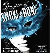 [Daughter of Smoke & Bone [ DAUGHTER OF SMOKE & BONE ] By Taylor, Laini ( Author )Sep-27-2011 Compact Disc