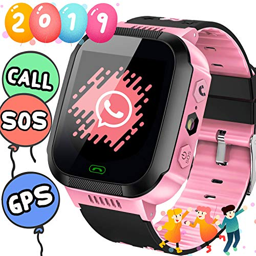 (YAKOO Kids Smart Watch GPS Tracker 1.44