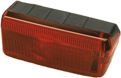 Lens Wesbar (Wesbar 003373 Wrap-Around Right Marine Tail Light Lens)