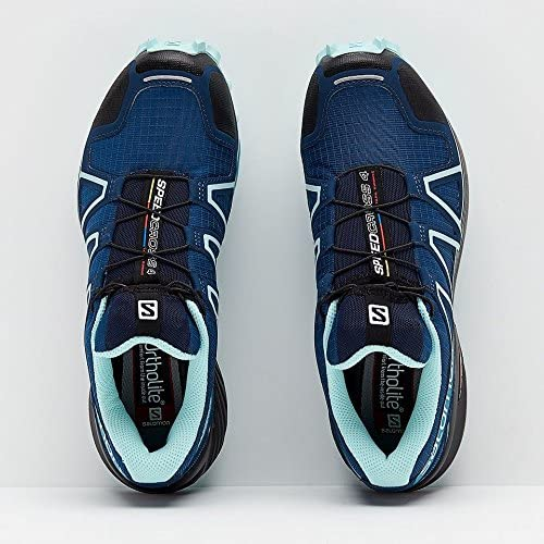 SALOMON Women's Speedcross 4 Trail Running Shoe 4