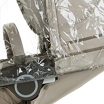 Stokke Stroller Transparente protector de lluvia para cochecito/carrito - protectores de lluvia para cochecito/carrito (Transparente, Stokke, ...