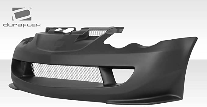 1 Piece Extreme Dimensions Duraflex Replacement for 2002-2004 Acura RSX Type M Rear Bumper Cover
