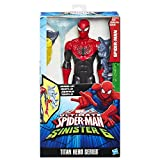 Ultimate Spider-Man vs. The Sinister Six:  Titan Hero Series Spider-Man with Gear