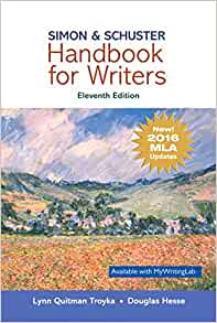 Patterns for college writing by laurie g. Kirszner.