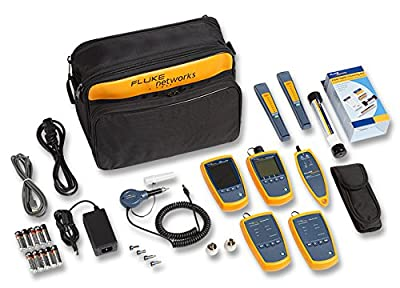 Fluke Networks Fiber Optic Inspection Camera