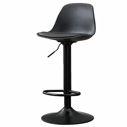 Amazon.com: Colorful bar chair, Home decoration Casual stool ...