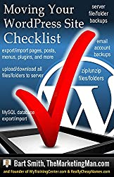 Moving Your WordPress Website Checklist