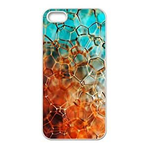 Custom Coffee Design Rubber TPU Case for Iphone 5 5S by lolosakes