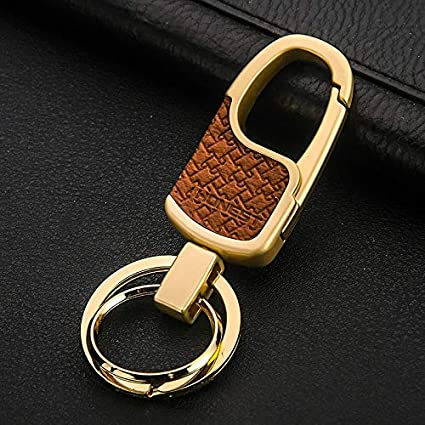 Llavero de metal anillo colgante llavero llave del coche de ...